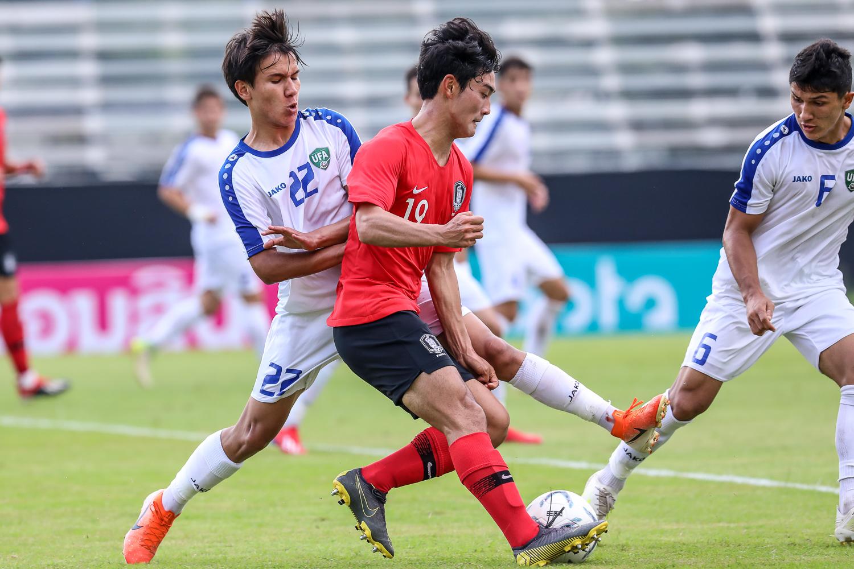 u19 thai lan tiep tuc bi u19 uzbekistan danh bai trong tran tranh hang 3 giai dau giao huu gbs bangkok cup 2019