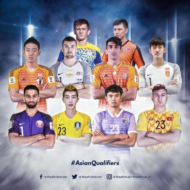 thu thanh dang van lam nhan niem vui moi tai vong loai world cup 2022