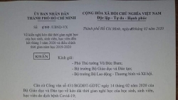 vinh phuc hoc sinh duong tinh covid 19 chinh thuc duoc xuat vien