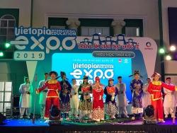 Sôi nổi Tuần lễ giáo dục Quốc tế Vietopia 2019