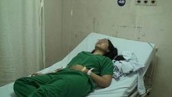 video nu binh si israel trong chuoi va di bang 2 tay khien may rau kinh ngac