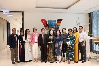 Sắp ra mắt Hội hữu nghị Việt - Đức tỉnh Bình Dương