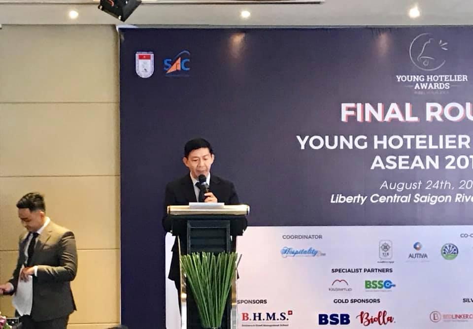 chung ket young hotelier awards asean 2019 doi digiads den tu viet nam xuat sac gianh giai nhat