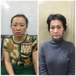 Bắt hai phụ nữ trộm tài sản người nước ngoài ở TP.HCM