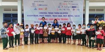 Tập đoàn Novaland giúp người dân Quảng Nam ổn định cuộc sống