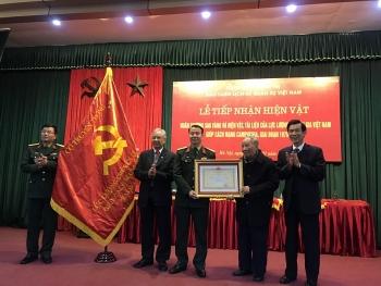 Bảo tàng Lịch sử quân sự tiếp nhận gần 60 hiện vật của chuyên gia Việt Nam giúp cách mạng Campuchia