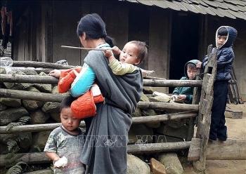 Từ 1/1/2021: Xã, thôn dân tộc thiểu số và miền núi tiếp tục thụ hưởng chính sách an sinh xã hội đã ban hành