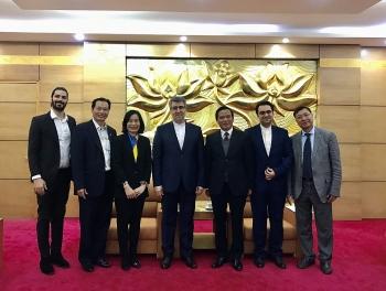 Đại sứ Iran tại Việt Nam Ali Akbar Nazari: Muốn tăng cường trao đổi thông tin giữa hai nước