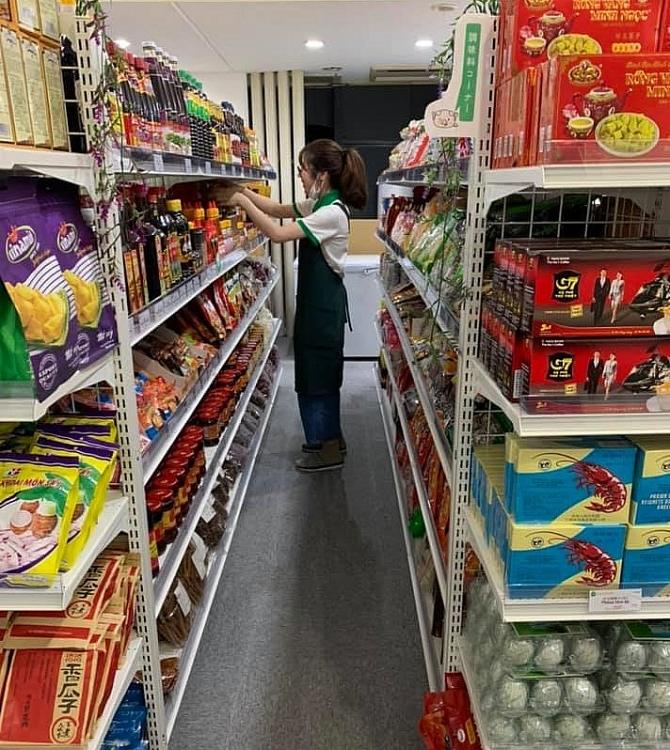 Kì 1: 18 cửa hàng bán nguyên liệu làm món ăn Việt Nam tại Saitama (Nhật Bản)