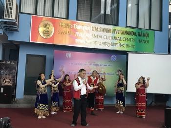 Giao lưu nghệ thuật truyền thống Việt Nam-Ấn Độ chào xuân Tân Sửu 2021