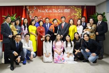 Năm 2020: ghi nhận những nỗ lực của cộng đồng người Việt Nam tại Thổ Nhĩ Kỳ