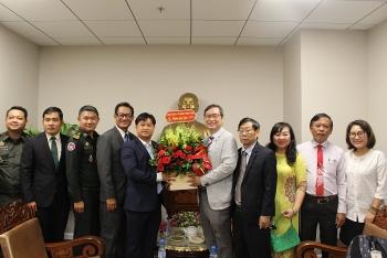 Ngài Sok Dareth: hy vọng Việt Nam - Campuchia kiểm soát tốt COVID-19 và xây dựng kinh tế xã hội