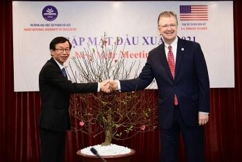 Đại sứ Daniel J. Kritenbrink: Tết cổ truyền Việt Nam là lúc để sống chậm lại, kết nối những người thân yêu