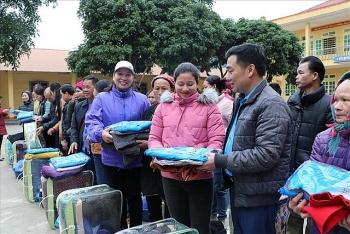 Yên Bái chi hơn 7,6 tỷ đồng tặng quà Tết các hộ gia đình có hoàn cảnh khó khăn