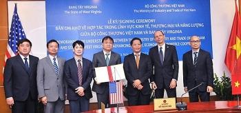 Việt Nam và bang Tây Virginia, Hoa Kỳ xác lập một khuôn khổ hợp tác toàn diện kinh tế, thương mại và năng lượng