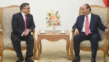 Việt Nam-Philippines tăng cường quan hệ hàng hải, hợp tác an ninh lương thực