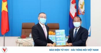 Việt Nam và Campuchia chung tay đẩy lùi dịch bệnh COVID-19