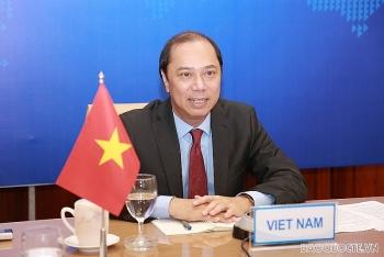 Việt Nam tiếp tục là một hướng ưu tiên cao của Đức trong hợp tác với khu vực