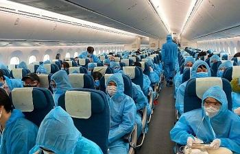 Người Việt Nam ở Pháp có thể đăng ký nguyện vọng về nước với chuyến bay ngày 3/4