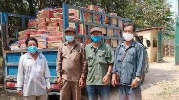 Cứu trợ cộng đồng người Việt ở Campuchia gặp khó khăn do dịch COVID-19