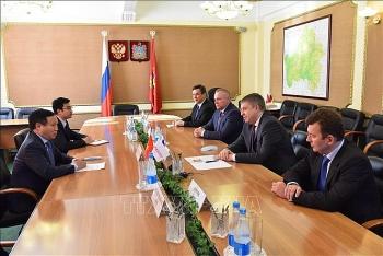 Tỉnh Kursk (Nga) kêu gọi doanh nghiệp Việt Nam đầu tư vào lĩnh vực nông nghiệp và du lịch