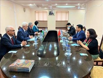 Thúc đẩy hợp tác truyền thống, giao lưu nhân dân Việt Nam-Uzbekistan trong bối cảnh mới