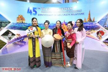Làng hữu nghị Việt Nam - Thái Lan giúp củng cố quan hệ thương mại giữa 2 nước