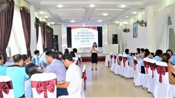 Quảng Trị: Tập huấn 3 chuyên đề để hỗ trợ trẻ em phát huy quyền tham gia vào các vấn đề của trẻ em