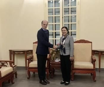 Đại sứ Luis Pablo Maria Beltramino: mong muốn thành lập trường hữu nghị Argentina-Việt Nam