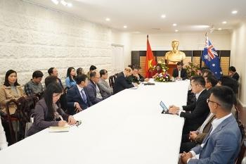 Đại sứ quán Việt Nam tại Australia đề ra 3 nhiệm vụ hỗ trợ cộng đồng người Việt