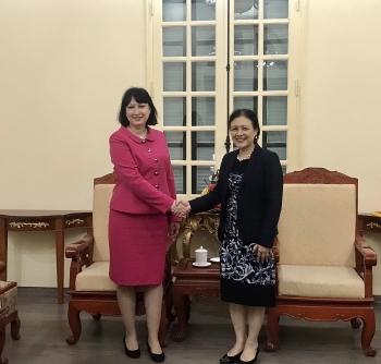 Đại sứ Cristina Romila: ưu tiên hàng đầu trong nhiệm kỳ là phát triển mối quan hệ nhân dân Việt Nam và Rumani