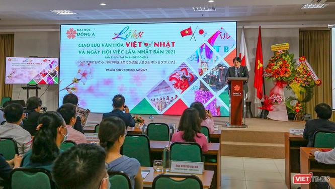 Hơn 5.000 lượt sinh viên tham dự lễ hội giao lưu văn hóa Việt – Nhật lần thứ 6 tại Đà Nẵng ảnh 1