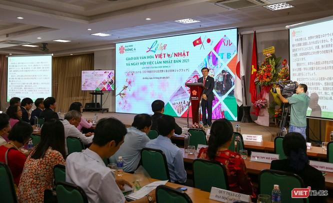 Hơn 5.000 lượt sinh viên tham dự lễ hội giao lưu văn hóa Việt – Nhật lần thứ 6 tại Đà Nẵng ảnh 2