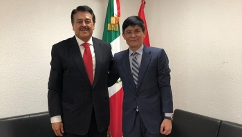 Đại sứ Nguyễn Hoành Năm: tiềm năng hợp tác giữa Việt Nam và Mexico là rất lớn