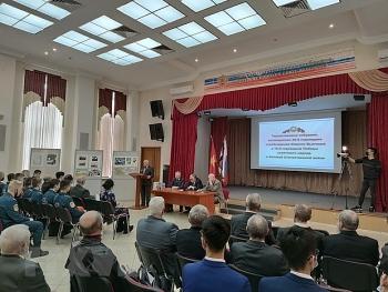 Hội hữu nghị Nga - Việt tổ chức mít tinh kỷ niệm 46 năm ngày giải phóng miền Nam Việt Nam