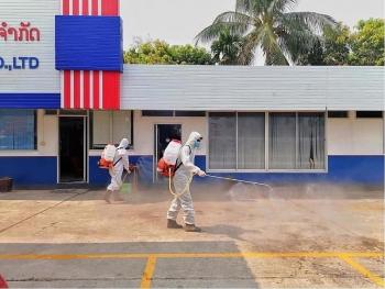 Việt Nam hỗ trợ Lào 500.000 USD cùng thiết bị y tế ứng phó dịch COVID-19