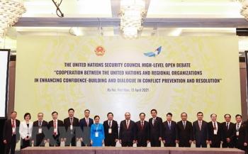 Việt Nam với Hội đồng Bảo an Liên hợp quốc: Dấu ấn và thông điệp của Việt Nam trên trường quốc tế