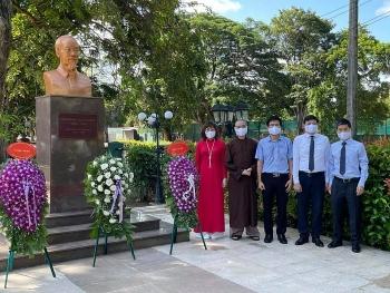 Lãnh đạo Đảng Cộng sản Sri Lanka, Hội Đoàn kết Sri Lanka - Việt Nam kỷ niệm ngày sinh Chủ tịch Hồ Chí Minh