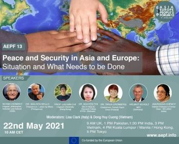 Việt Nam đưa ra 4 giải pháp giải quyết các vấn đề hòa bình và an ninh trong khu vực Á-Âu