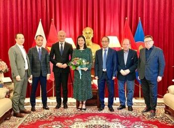 3 mục tiêu chính trong thời gian tới về tăng cường hợp tác Việt Nam và Ba Lan