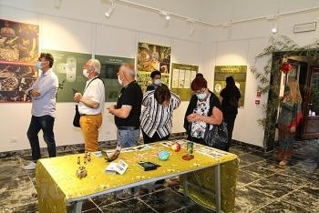 Khai mạc triển lãm về đa dạng sinh học Tây Yên Tử tại Italy