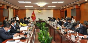 Việt – Hàn: tìm giải pháp tháo gỡ, thúc đẩy hợp tác thương mại, công nghiệp, năng lượng giữa hai nước