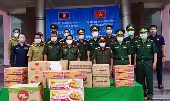 Quảng Nam hỗ trợ tỉnh Sê Kông (Lào) chống dịch COVID-19