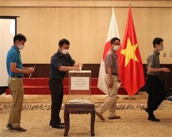 Người Việt tại Nhật Bản quyên góp ủng hộ Quỹ vaccine phòng, chống COVID-19