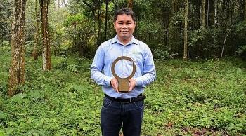 """Người Việt Nam thứ hai được vinh danh tại giải """"Nobel xanh"""""""