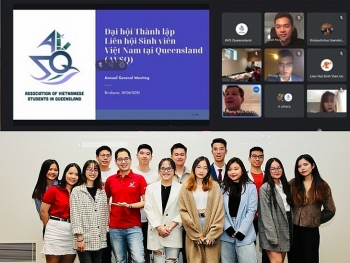 Thành lập Liên hội sinh viên Việt Nam tại Queensland, Australia
