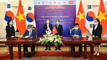 Phát triển nhiều lĩnh vực hợp tác Việt Nam - Hàn Quốc hướng tới kỷ niệm 30 năm thiết lập quan hệ
