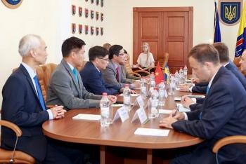 Khai trương văn phòng lãnh sự danh dự Việt Nam tại Odessa (Ukraine)