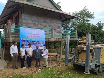 Phuc's Fond xây nhà tình thương cho các gia đình khó khăn tại 2 huyện của Quảng Trị
