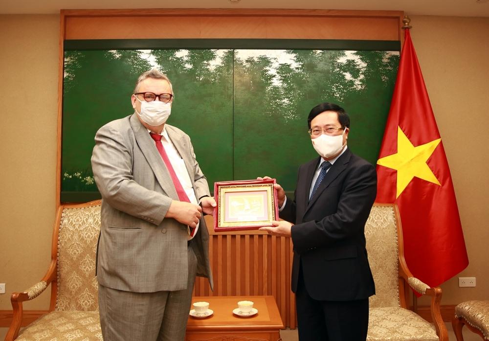 Việt Nam sẵn sàng làm cầu nối để Phần Lan tăng cường quan hệ với ASEAN